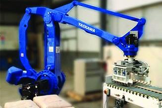 ربات بسته بندی