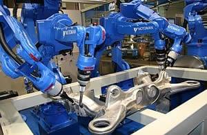 سیستم رباتیک یاسکاوا