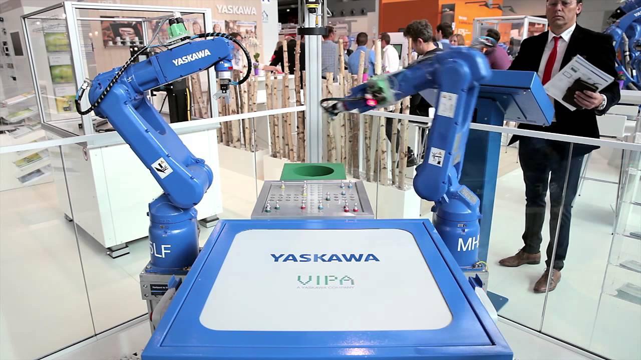 نمایشگاه ربات